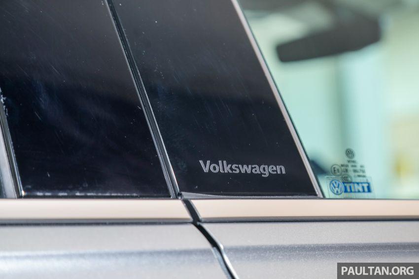 2021 Volkswagen Tiguan Allspace R-Line now in Malaysia – wireless Apple CarPlay, USB-C, same price Image #1260565