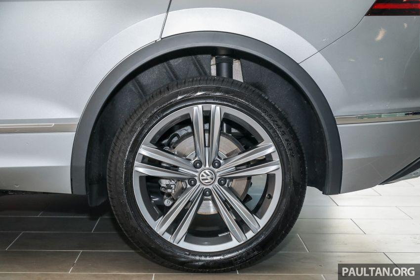 2021 Volkswagen Tiguan Allspace R-Line now in Malaysia – wireless Apple CarPlay, USB-C, same price Image #1260572
