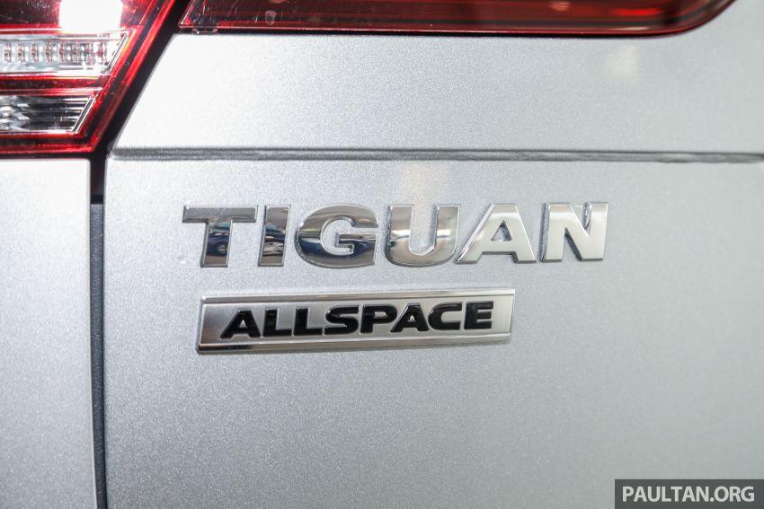 2021 Volkswagen Tiguan Allspace R-Line now in Malaysia – wireless Apple CarPlay, USB-C, same price Image #1260583