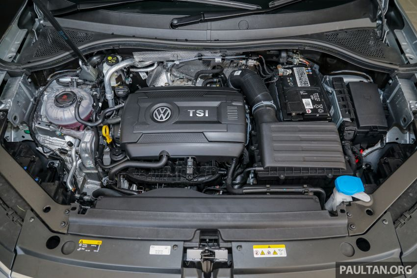 2021 Volkswagen Tiguan Allspace R-Line now in Malaysia – wireless Apple CarPlay, USB-C, same price Image #1260586