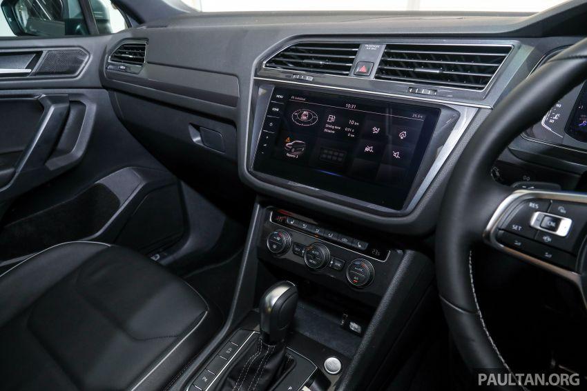 2021 Volkswagen Tiguan Allspace R-Line now in Malaysia – wireless Apple CarPlay, USB-C, same price Image #1260637