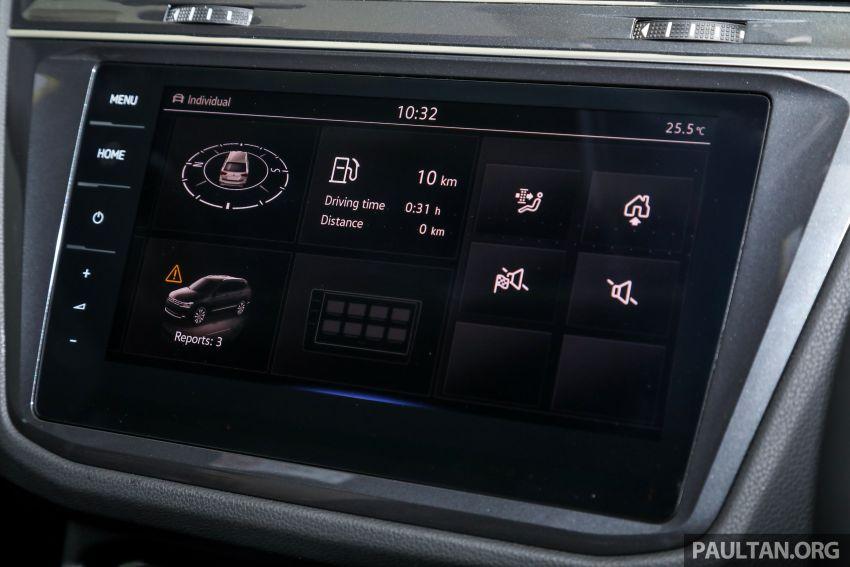 2021 Volkswagen Tiguan Allspace R-Line now in Malaysia – wireless Apple CarPlay, USB-C, same price Image #1260640