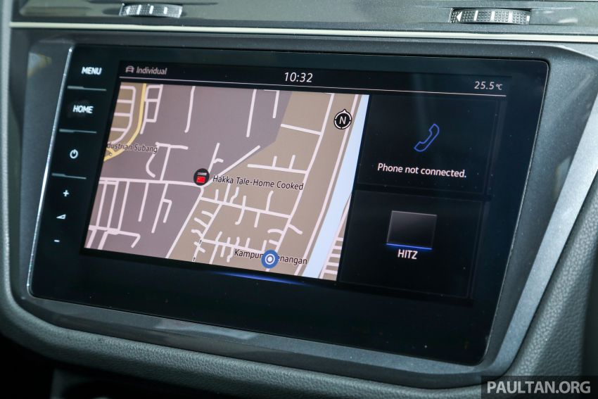 2021 Volkswagen Tiguan Allspace R-Line now in Malaysia – wireless Apple CarPlay, USB-C, same price Image #1260644