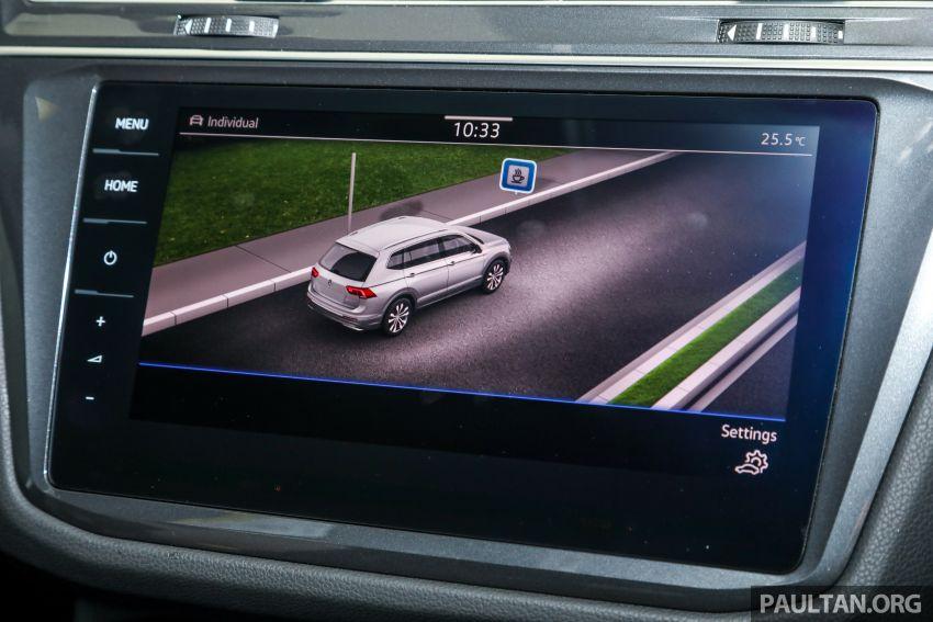 2021 Volkswagen Tiguan Allspace R-Line now in Malaysia – wireless Apple CarPlay, USB-C, same price Image #1260655