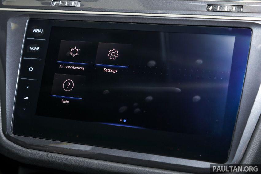 2021 Volkswagen Tiguan Allspace R-Line now in Malaysia – wireless Apple CarPlay, USB-C, same price Image #1260663