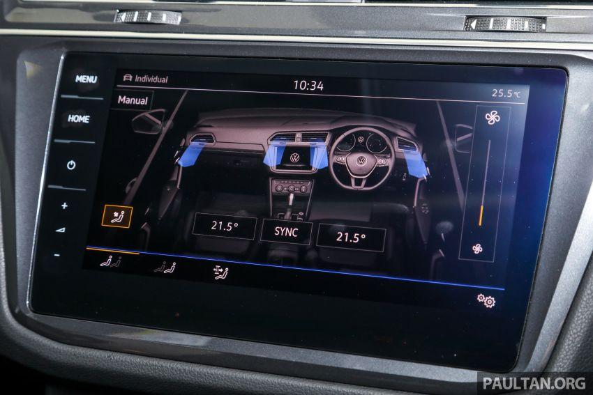 2021 Volkswagen Tiguan Allspace R-Line now in Malaysia – wireless Apple CarPlay, USB-C, same price Image #1260664