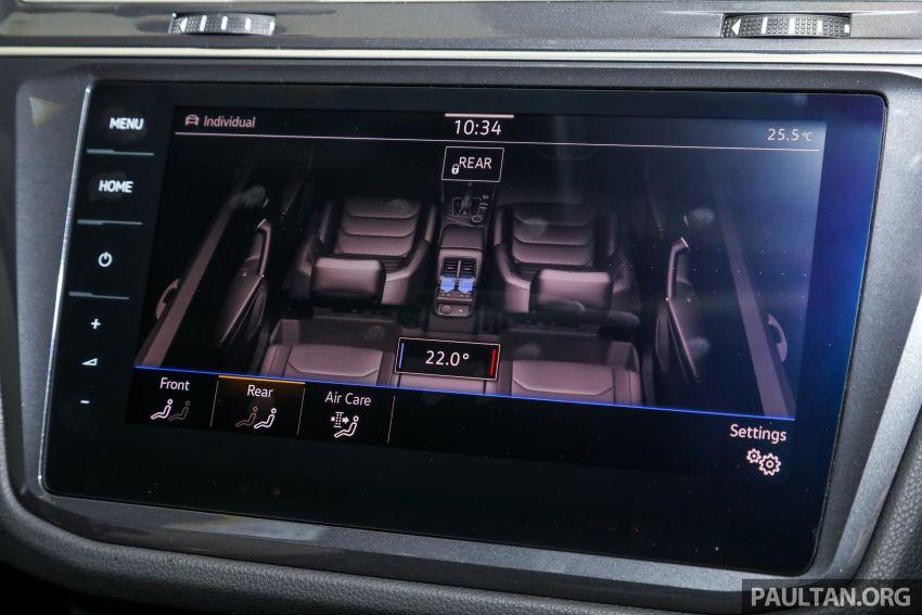 2021 Volkswagen Tiguan Allspace R-Line now in Malaysia – wireless Apple CarPlay, USB-C, same price Image #1260665