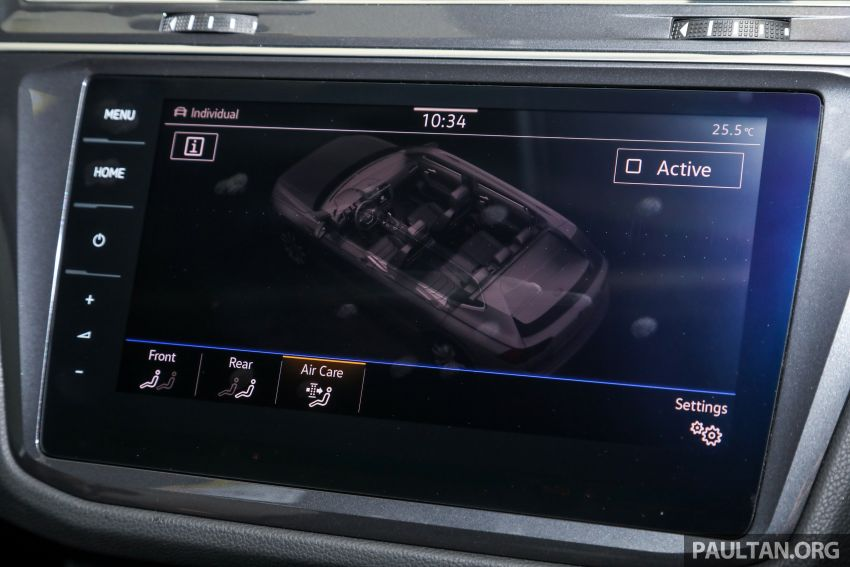 2021 Volkswagen Tiguan Allspace R-Line now in Malaysia – wireless Apple CarPlay, USB-C, same price Image #1260666