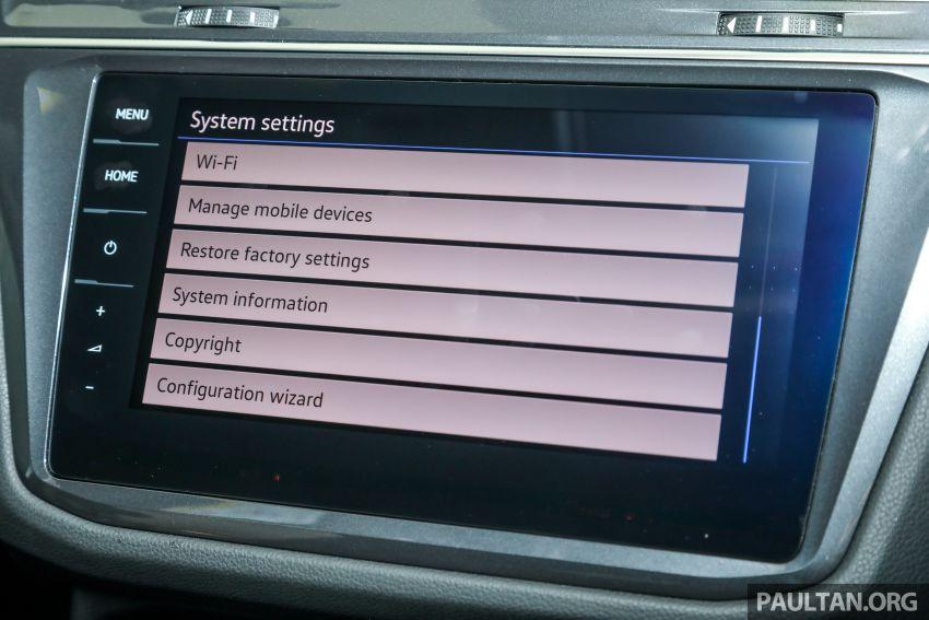 2021 Volkswagen Tiguan Allspace R-Line now in Malaysia – wireless Apple CarPlay, USB-C, same price Image #1260668
