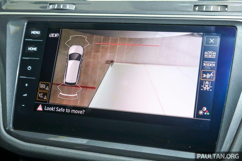 2021 Volkswagen Tiguan Allspace R-Line now in Malaysia – wireless Apple CarPlay, USB-C, same price Image #1260672