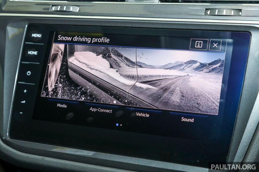 2021 Volkswagen Tiguan Allspace R-Line now in Malaysia – wireless Apple CarPlay, USB-C, same price Image #1260675