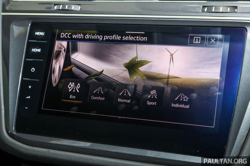 2021 Volkswagen Tiguan Allspace R-Line now in Malaysia – wireless Apple CarPlay, USB-C, same price Image #1260680