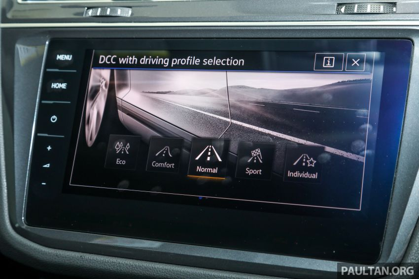 2021 Volkswagen Tiguan Allspace R-Line now in Malaysia – wireless Apple CarPlay, USB-C, same price Image #1260687