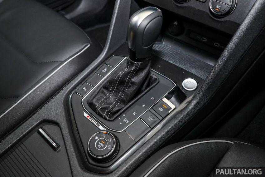 2021 Volkswagen Tiguan Allspace R-Line now in Malaysia – wireless Apple CarPlay, USB-C, same price Image #1260700