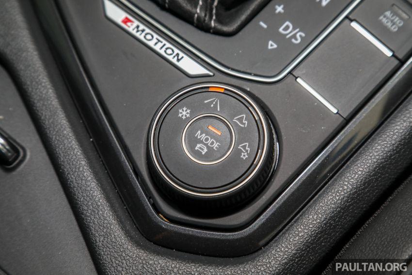 2021 Volkswagen Tiguan Allspace R-Line now in Malaysia – wireless Apple CarPlay, USB-C, same price Image #1260702