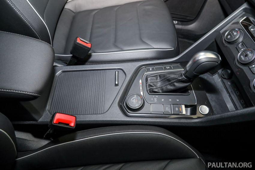 2021 Volkswagen Tiguan Allspace R-Line now in Malaysia – wireless Apple CarPlay, USB-C, same price Image #1260706