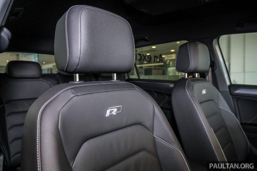 2021 Volkswagen Tiguan Allspace R-Line now in Malaysia – wireless Apple CarPlay, USB-C, same price Image #1260740