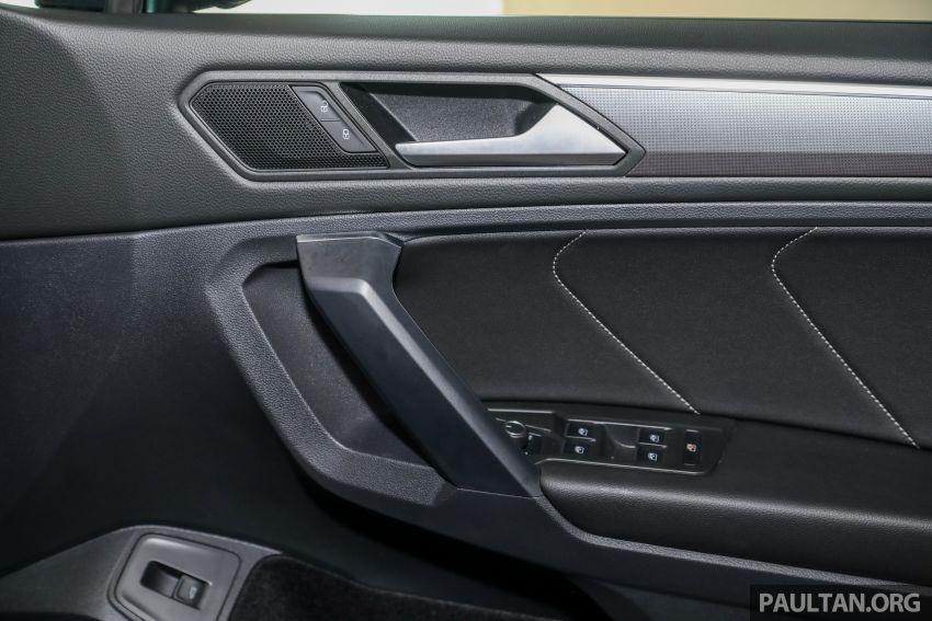 2021 Volkswagen Tiguan Allspace R-Line now in Malaysia – wireless Apple CarPlay, USB-C, same price Image #1260752