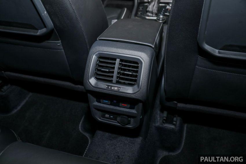 2021 Volkswagen Tiguan Allspace R-Line now in Malaysia – wireless Apple CarPlay, USB-C, same price Image #1260760