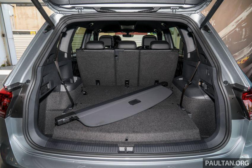 2021 Volkswagen Tiguan Allspace R-Line now in Malaysia – wireless Apple CarPlay, USB-C, same price Image #1260776