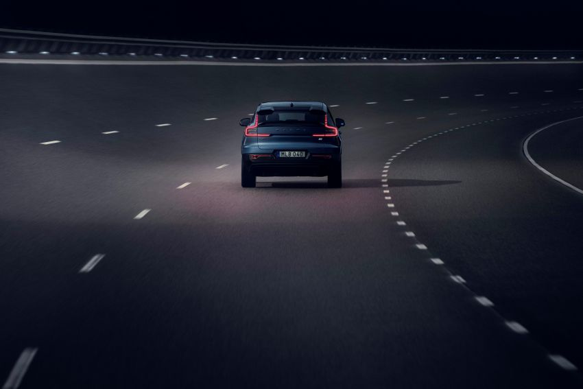 2021 Volvo C40 Recharge unveiled – pure electric only, P8 AWD with 408 PS, 660 Nm; 420 km range Image #1256530