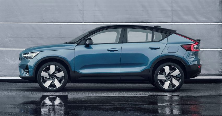 2021 Volvo C40 Recharge unveiled – pure electric only, dual-motor P8 AWD with 408 PS, 660 Nm; 420 km range Image #1256532