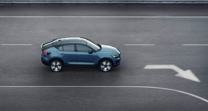 2021 Volvo C40 Recharge unveiled – pure electric only, dual-motor P8 AWD with 408 PS, 660 Nm; 420 km range Image #1256534
