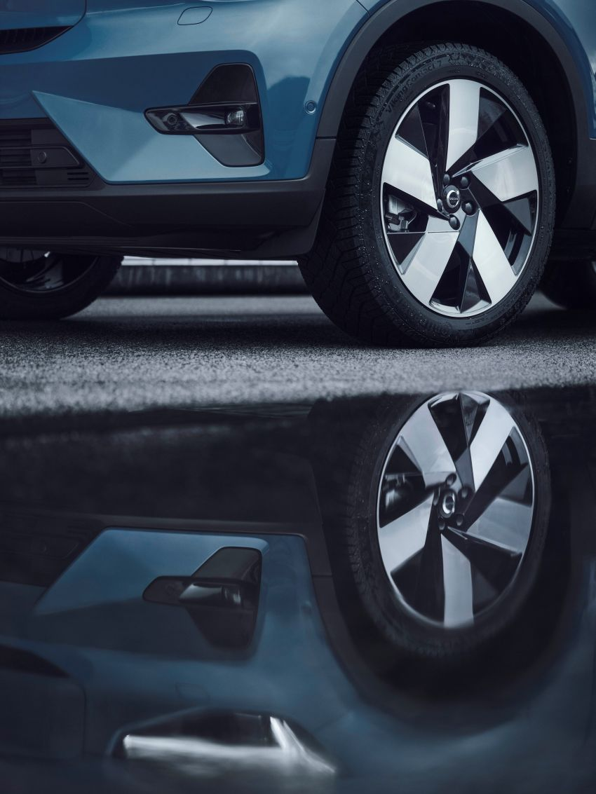2021 Volvo C40 Recharge unveiled – pure electric only, dual-motor P8 AWD with 408 PS, 660 Nm; 420 km range Image #1256535