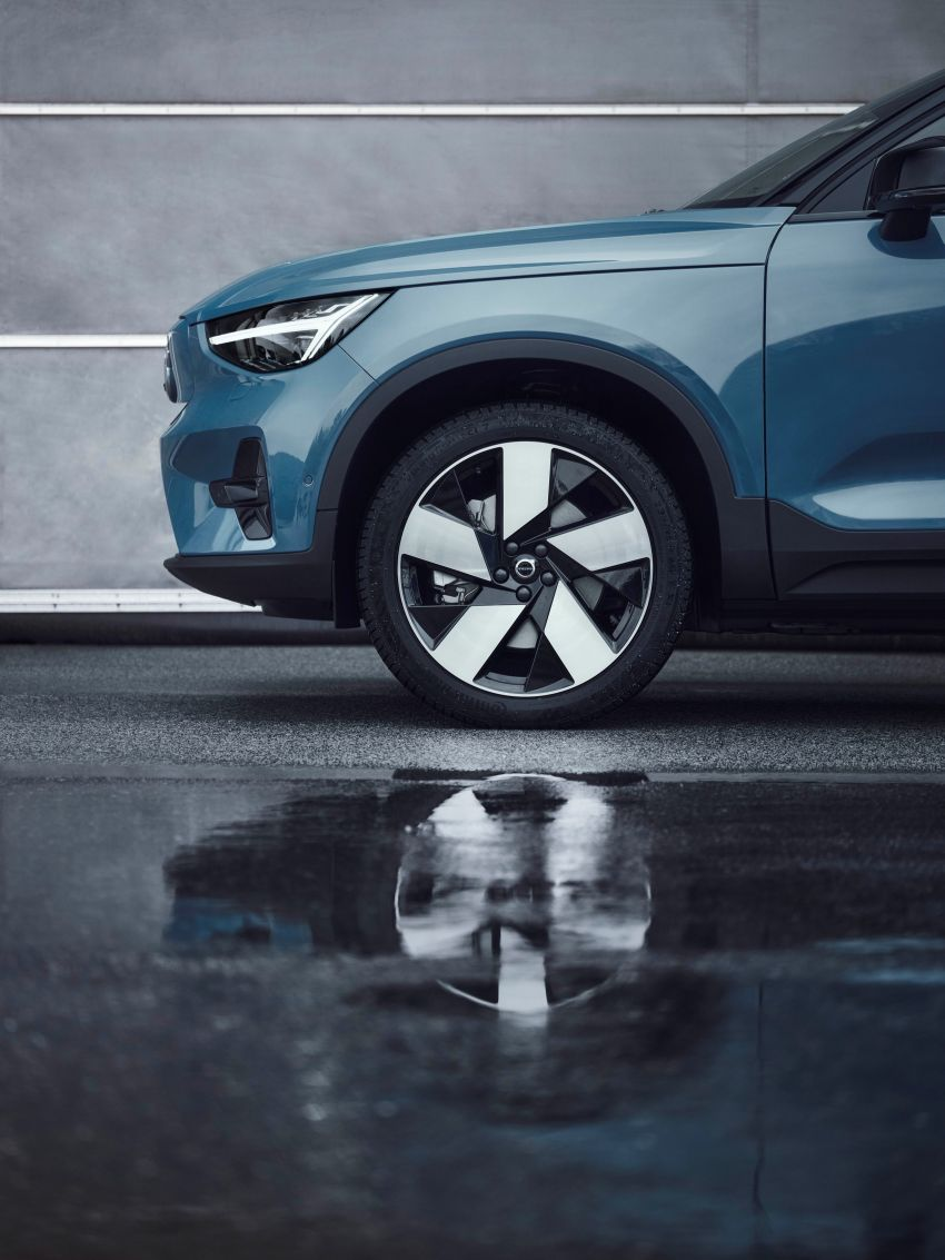 2021 Volvo C40 Recharge unveiled – pure electric only, dual-motor P8 AWD with 408 PS, 660 Nm; 420 km range Image #1256538