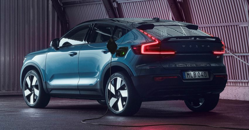 2021 Volvo C40 Recharge unveiled – pure electric only, dual-motor P8 AWD with 408 PS, 660 Nm; 420 km range Image #1256539