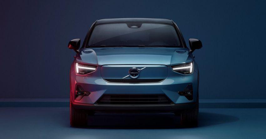 Volvo C40 Recharge didedahkan – SUV Coupe elektrik sepenuhnya, P8 AWD berkuasa 408 PS/660 Nm! Image #1256608