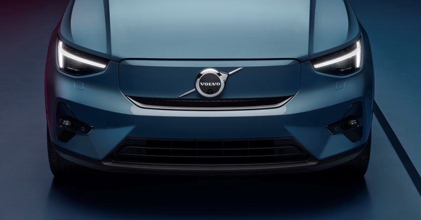 2021 Volvo C40 Recharge unveiled – pure electric only, dual-motor P8 AWD with 408 PS, 660 Nm; 420 km range Image #1256541