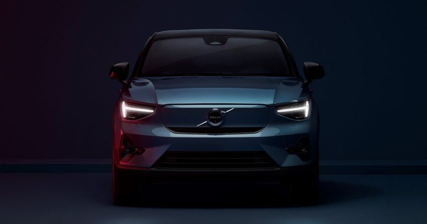 2021 Volvo C40 Recharge unveiled – pure electric only, dual-motor P8 AWD with 408 PS, 660 Nm; 420 km range Image #1256544