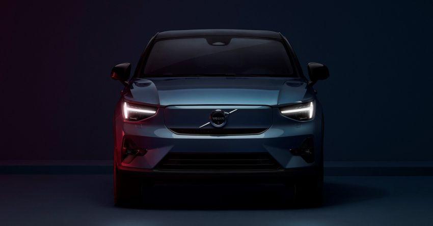Volvo C40 Recharge didedahkan – SUV Coupe elektrik sepenuhnya, P8 AWD berkuasa 408 PS/660 Nm! Image #1256612