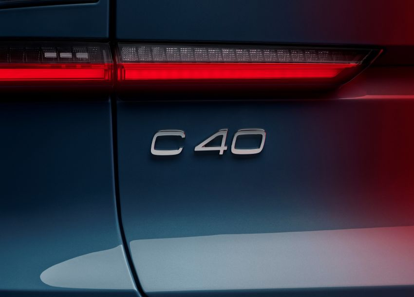 2021 Volvo C40 Recharge unveiled – pure electric only, dual-motor P8 AWD with 408 PS, 660 Nm; 420 km range Image #1256549