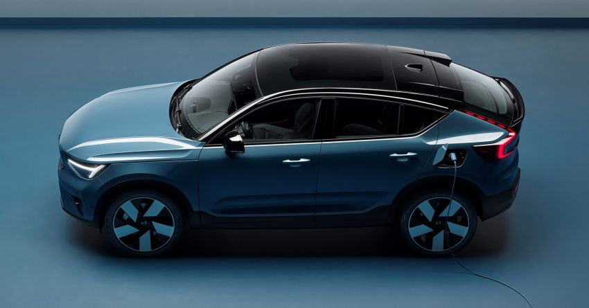 2021 Volvo C40 Recharge unveiled – pure electric only, dual-motor P8 AWD with 408 PS, 660 Nm; 420 km range Image #1256550