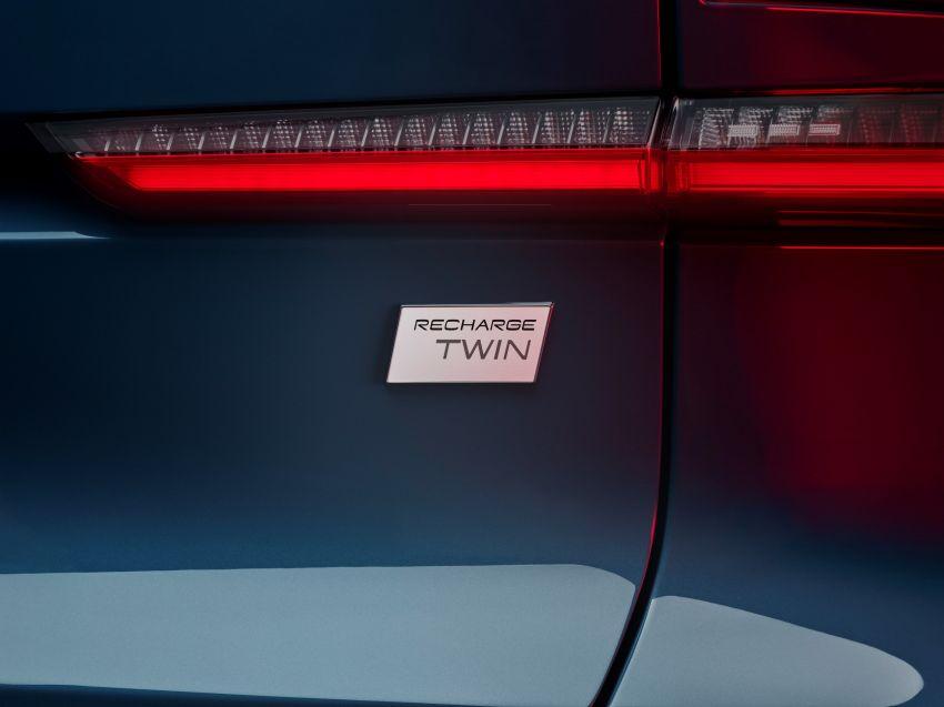 Volvo C40 Recharge didedahkan – SUV Coupe elektrik sepenuhnya, P8 AWD berkuasa 408 PS/660 Nm! Image #1256619