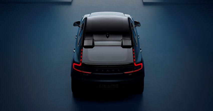 Volvo C40 Recharge didedahkan – SUV Coupe elektrik sepenuhnya, P8 AWD berkuasa 408 PS/660 Nm! Image #1256623