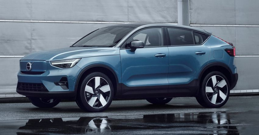 2021 Volvo C40 Recharge unveiled – pure electric only, dual-motor P8 AWD with 408 PS, 660 Nm; 420 km range Image #1256522