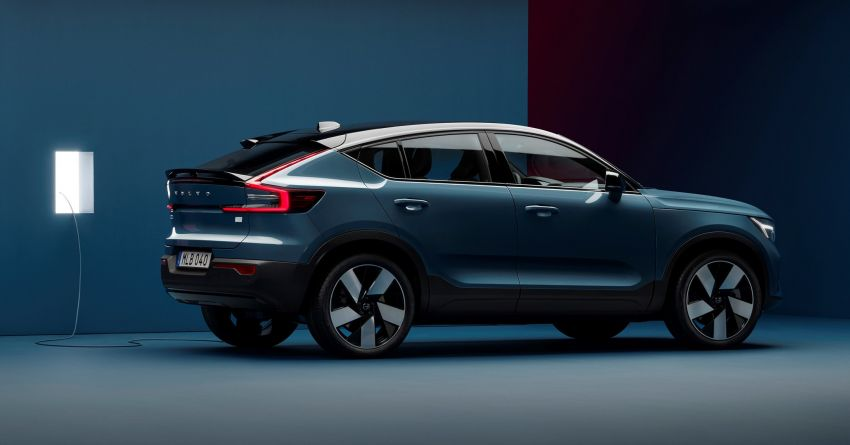 2021 Volvo C40 Recharge unveiled – pure electric only, dual-motor P8 AWD with 408 PS, 660 Nm; 420 km range Image #1256562