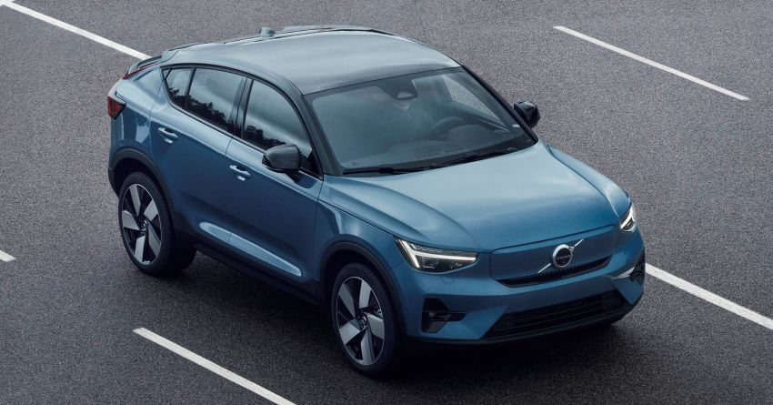 2021 Volvo C40 Recharge unveiled – pure electric only, dual-motor P8 AWD with 408 PS, 660 Nm; 420 km range Image #1256524