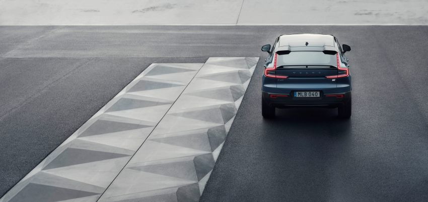 2021 Volvo C40 Recharge unveiled – pure electric only, dual-motor P8 AWD with 408 PS, 660 Nm; 420 km range Image #1256527