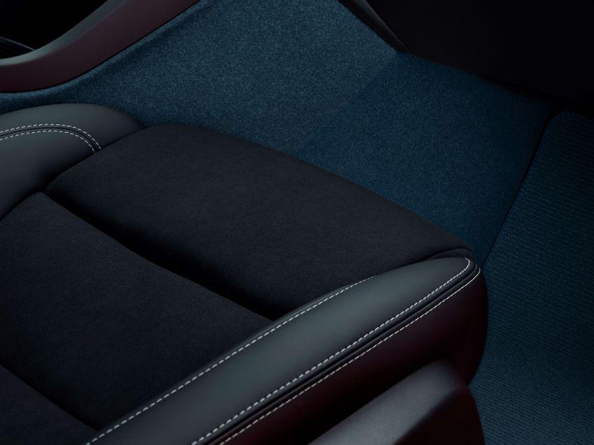 Volvo C40 Recharge didedahkan – SUV Coupe elektrik sepenuhnya, P8 AWD berkuasa 408 PS/660 Nm! Image #1256633