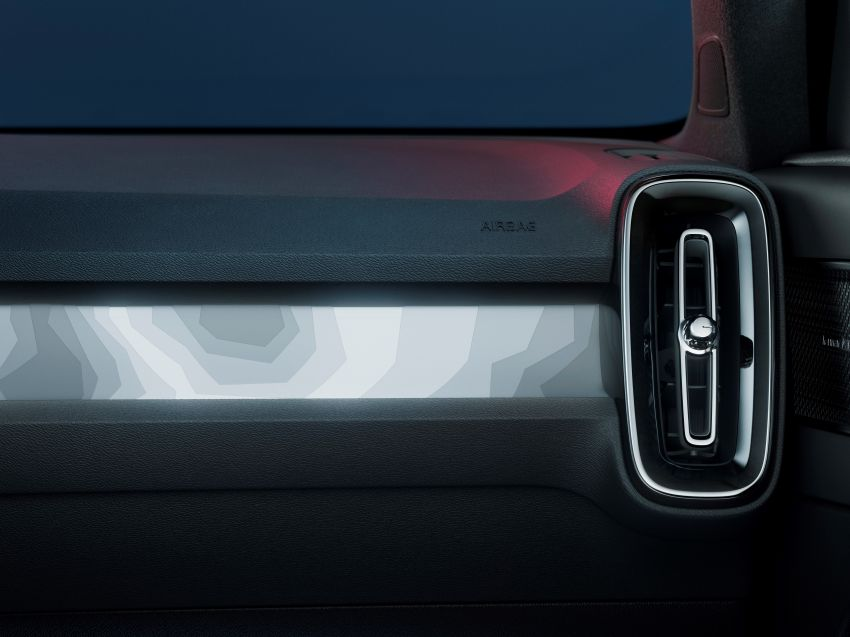2021 Volvo C40 Recharge unveiled – pure electric only, dual-motor P8 AWD with 408 PS, 660 Nm; 420 km range Image #1256566