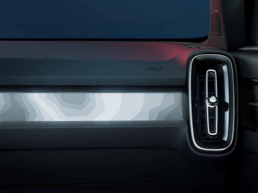 Volvo C40 Recharge didedahkan – SUV Coupe elektrik sepenuhnya, P8 AWD berkuasa 408 PS/660 Nm! Image #1256634