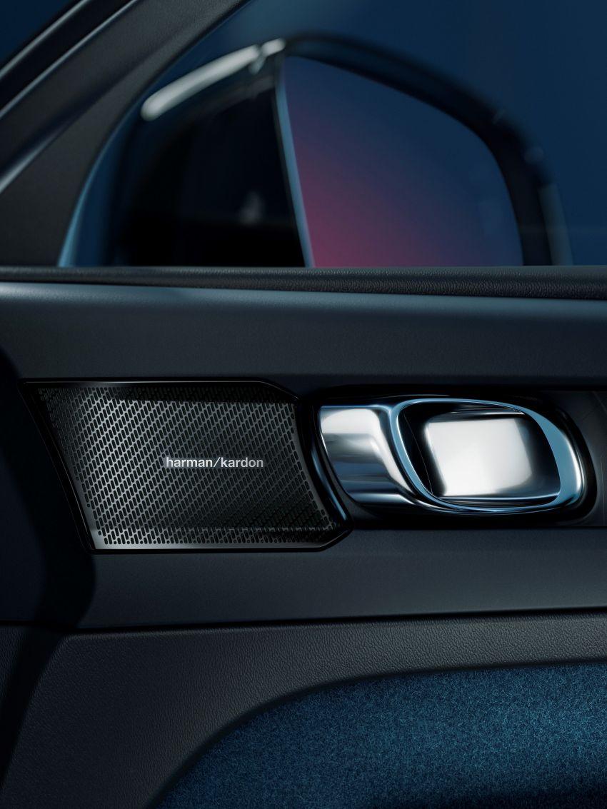 Volvo C40 Recharge didedahkan – SUV Coupe elektrik sepenuhnya, P8 AWD berkuasa 408 PS/660 Nm! Image #1256635