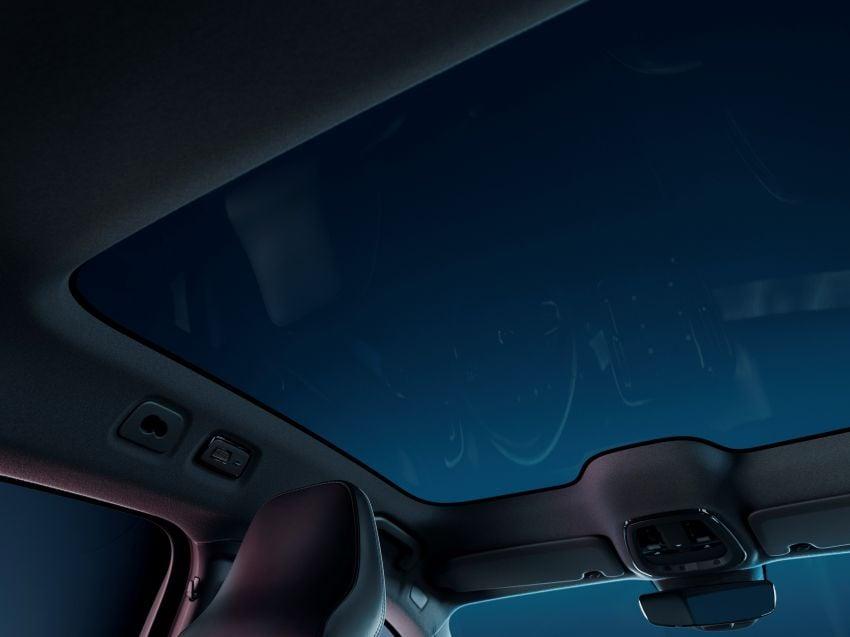 Volvo C40 Recharge didedahkan – SUV Coupe elektrik sepenuhnya, P8 AWD berkuasa 408 PS/660 Nm! Image #1256636