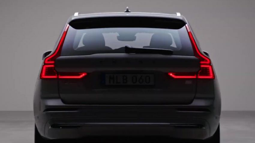2022 Volvo XC60 gets updated with new styling, kit Image #1257944
