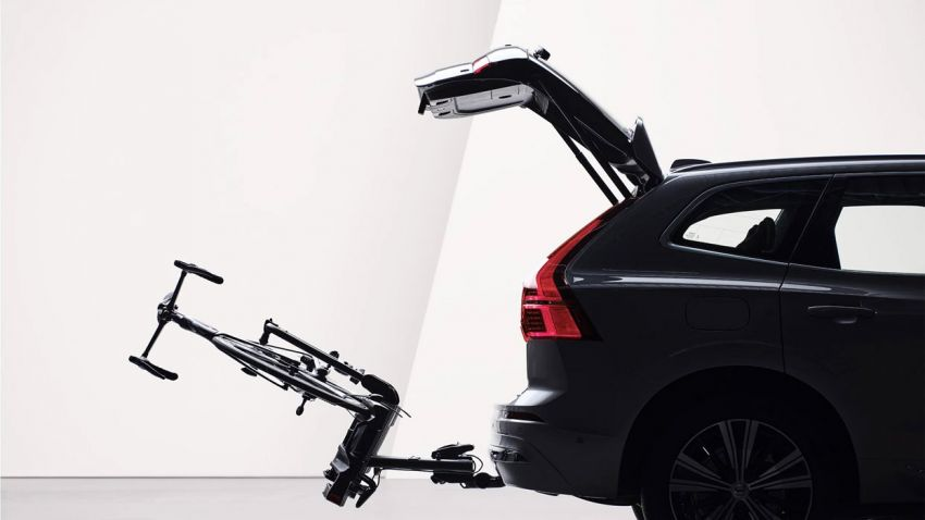 2022 Volvo XC60 gets updated with new styling, kit Image #1257945