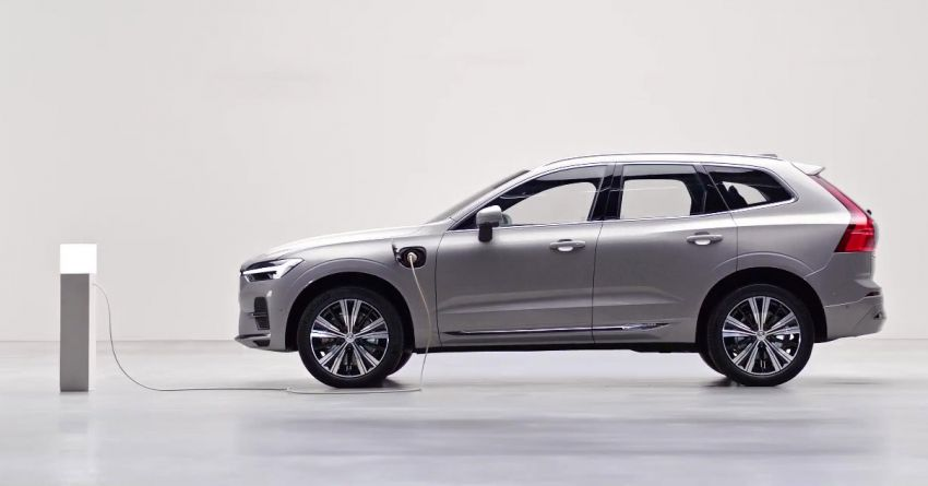 2022 Volvo XC60 gets updated with new styling, kit Image #1257946